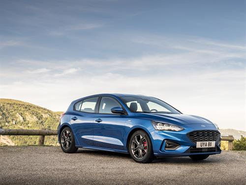All New Ford Focus Achieves Maximum Five Star Safety Rating