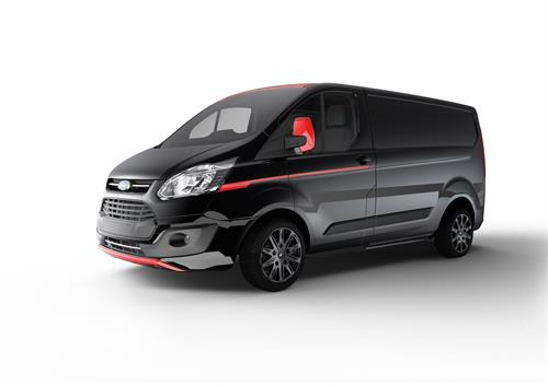 Car News - NEW TRANSIT CUSTOM VANS LOOK THE BUSINESS - Detailing World