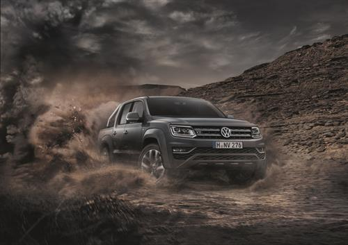 More power to the pick-up: Volkswagen launches new top spec