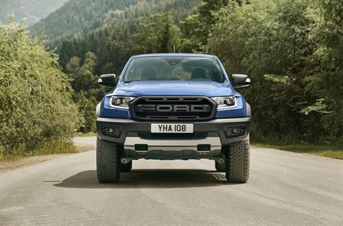New bad-ass Ford Ranger Raptor is coming to Europe